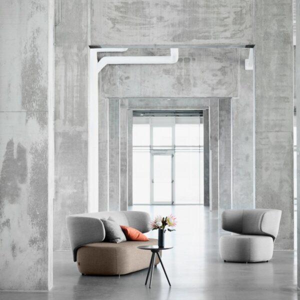 Design 3-zits bank Basel